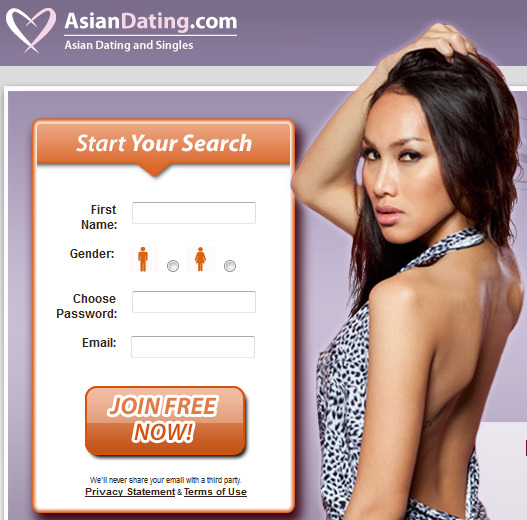 Asian personals usa