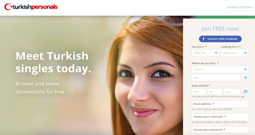 turkishpersonals test